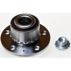 Wheel Bearing Kit Ø: 127mm, Inner Diameter: 30mm with OEM Number 6R0407621 E