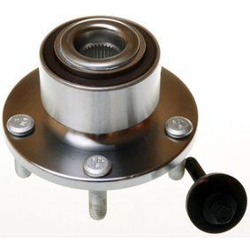 Wheel Bearing Kit W413341 Focus 2 (DA_, HCP, DP) 2.0 TDCi MY 2008