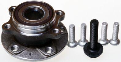 DENCKERMANN  W413355 Radlagersatz Ø: 136mm, Innendurchmesser: 29mm