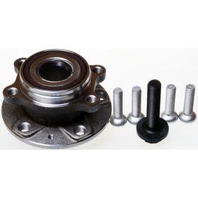 Kit cuscinetto ruota Ø: 136mm, Diametro interno: 29mm con OEM Numero 8J0598625
