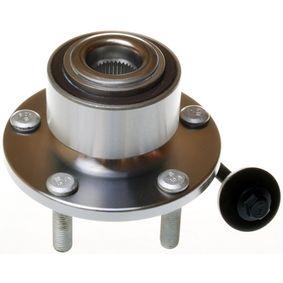 Radlagersatz Ø: 131mm, Innendurchmesser: 28mm mit OEM-Nummer 8J0 498 625A