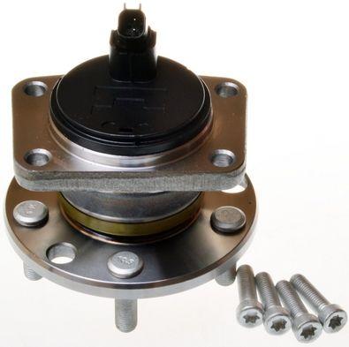 DENCKERMANN  W413371 Wheel Bearing Kit Ø: 136mm