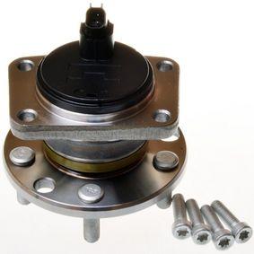 Wheel Bearing Kit Ø: 136mm with OEM Number 4 858 822