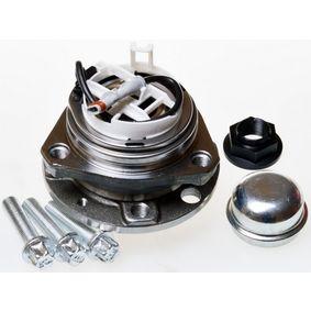 Radlagersatz Ø: 119mm, Innendurchmesser: 25,5mm mit OEM-Nummer 1 603 253