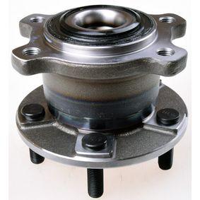 Wheel Bearing Kit with OEM Number 4H0 498 625