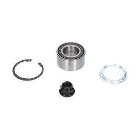 Radlagersatz Ø: 72mm, Innendurchmesser: 37mm mit OEM-Nummer 7701 207 677