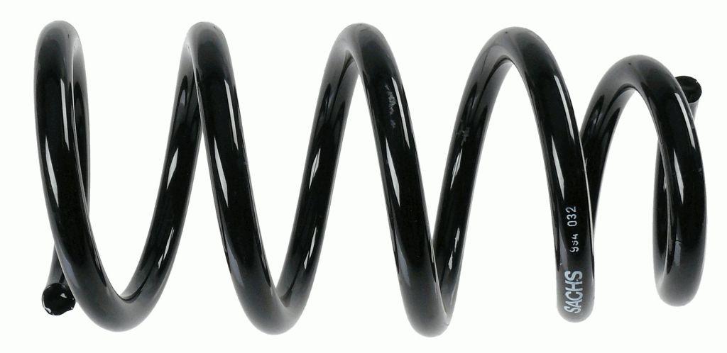 SACHS  994 032 Fahrwerksfeder Länge: 263mm, Ø: 13,75mm, Ø: 119mm