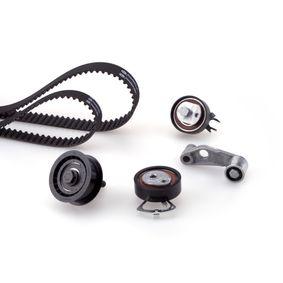 Zahnriemensatz mit OEM-Nummer T43149 GATES