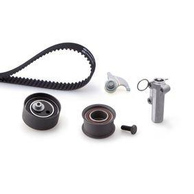GATES Zahnriemensatz K025493XS für AUDI A6 (4B2, C5) 2.4 ab Baujahr 07.1998, 136 PS