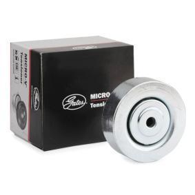 GATES FleetRunner™ Micro-V® Kit T36161 Spannrolle, Keilrippenriemen