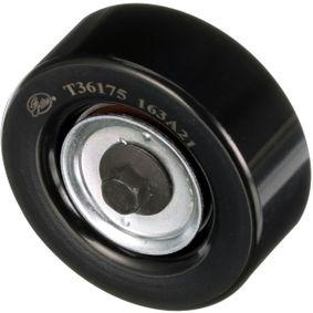 Umlenkrolle Keilrippenriemen Ø: 70mm mit OEM-Nummer 95WF19A216AD