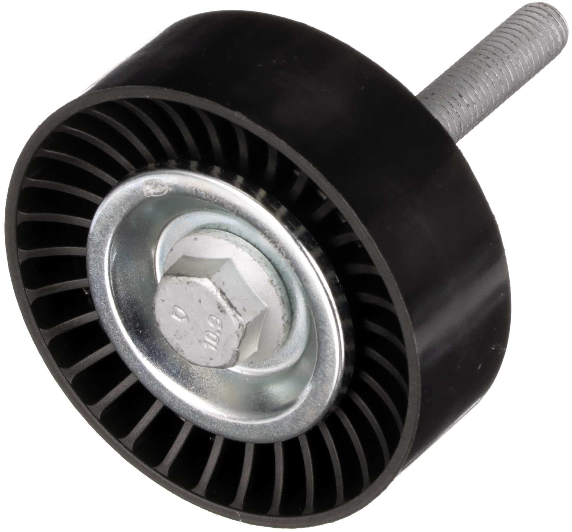 GATES FleetRunner™ Micro-V® Kit T38054 Umlenkrolle Keilrippenriemen Ø: 76mm