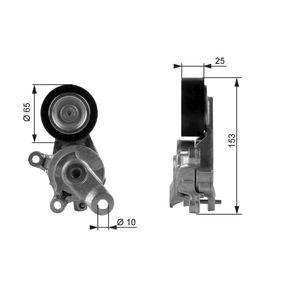 GATES FleetRunner™ Micro-V® Kit T38209 Spannrolle, Keilrippenriemen