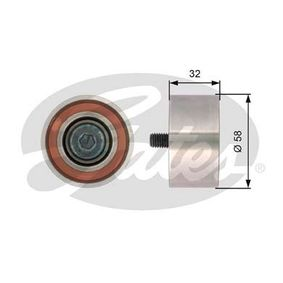 Deflection / Guide Pulley, timing belt Article № T42141 £ 140,00