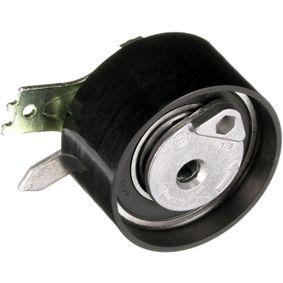 Tensioner Pulley, timing belt Ø: 60mm with OEM Number 8200585574