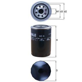 Hydraulikfilter, Lenkung Anschraubfilter mit OEM-Nummer 6515541