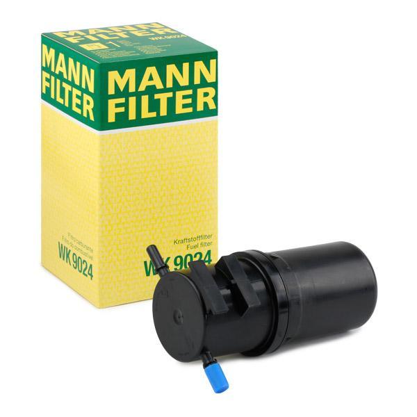 Inline fuel filter MANN-FILTER WK9024 expert knowledge
