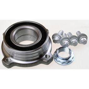 Radlagersatz Innendurchmesser: 45mm mit OEM-Nummer 33411095654