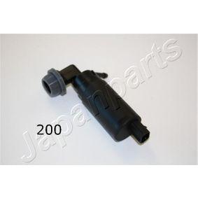 Bomba de agua de lavado, lavado de parabrisas WP-200 CIVIC 7 Hatchback (EU, EP, EV) 1.7 CTDi ac 2005