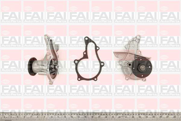 Kühlmittelpumpe WP6089 FAI AutoParts WP6089 in Original Qualität