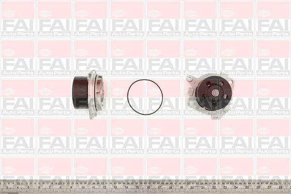 Αντλία νερού WP6098 FAI AutoParts WP6098 Γνήσια ποιότητας