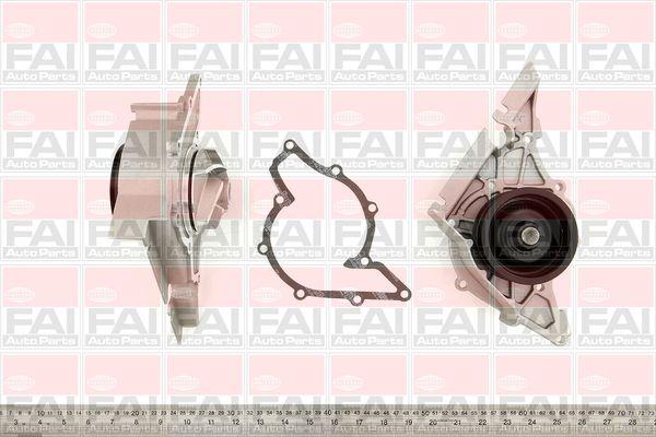 Αντλία νερού WP6102 FAI AutoParts WP6102 Γνήσια ποιότητας
