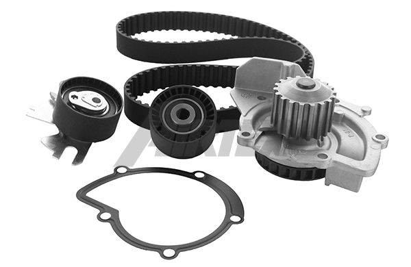 Timing belt kit and water pump WPK-195501 AIRTEX WPK-195501 original quality