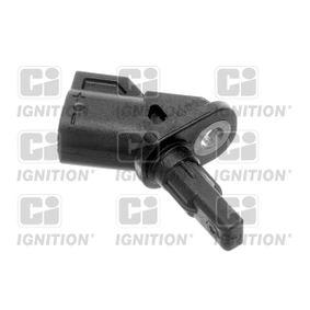 Sensor, Raddrehzahl Länge: 39mm, Pol-Anzahl: 2-polig mit OEM-Nummer 3M5T2B3-72AB