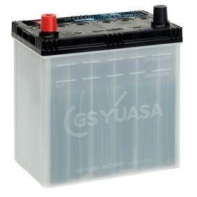 YUASA YBX7000 YBX7055 Starterbatterie Länge: 197mm, Breite: 128mm, Höhe: 227mm