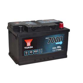 YUASA YBX7000 YBX7100 Starterbatterie Polanordnung: 0
