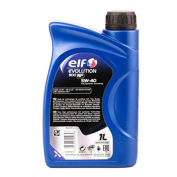 motor ol ELF 2196572 3267025010798
