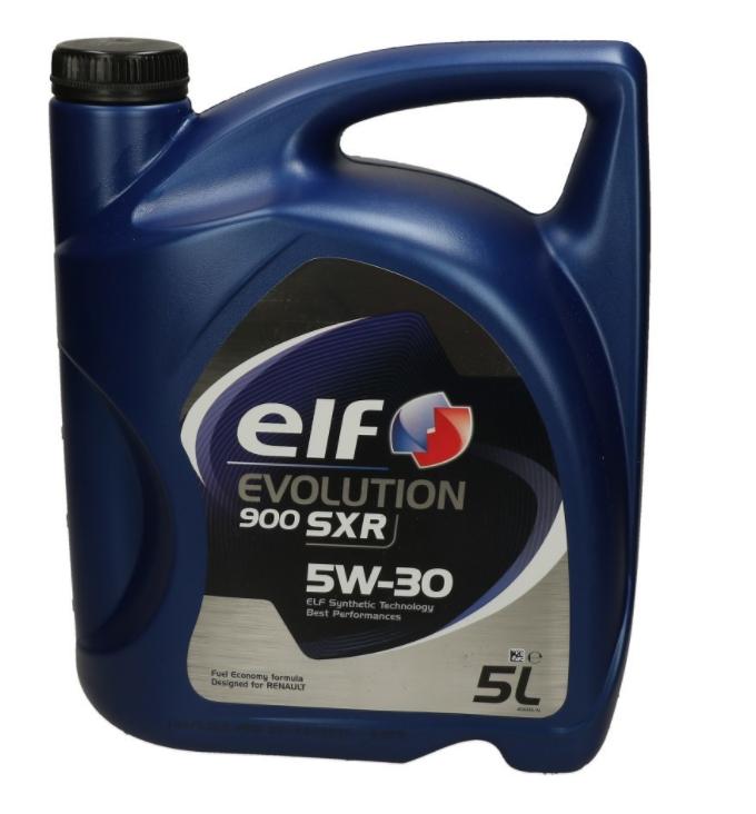 ELF Evolution, 900 SXR 2194839 Motoröl
