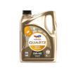 Quartz, 9000 Energy 5W-40, Capacité: 5I, Huile entièrement synthétique