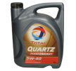 Quartz, 9000 Energy 5W-40, Contenuto: 5l, Olio sintetico 100%