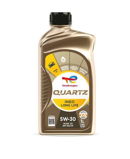 Aceite de motor TOTAL 2181711 conocimiento experto