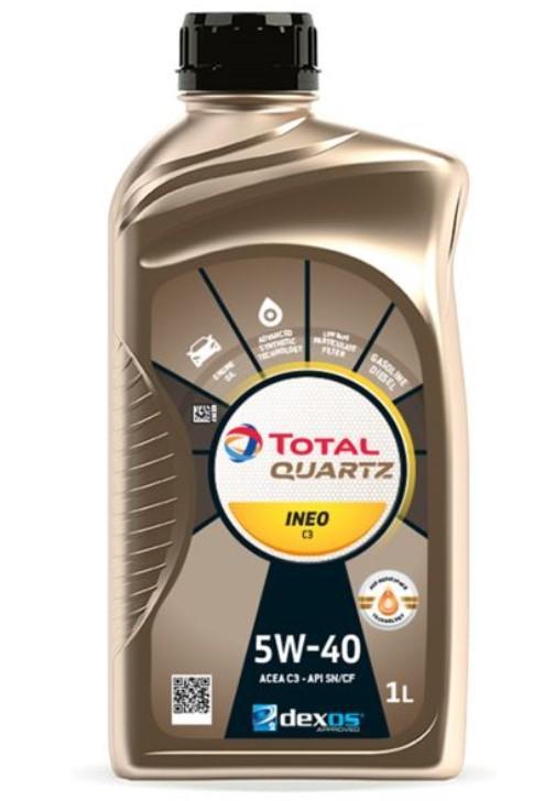 Aceite de motor 2174776 TOTAL P000322 en calidad original