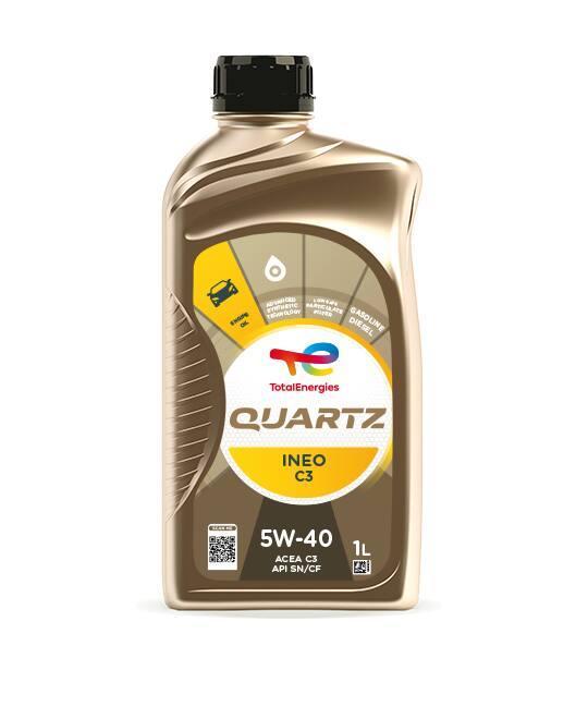 Aceite de motor TOTAL 2174776 evaluación