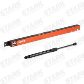 Heckklappendämpfer / Gasfeder SKGS-0220810 TWINGO 2 (CN0) 1.5 dCi 90 Bj 2010