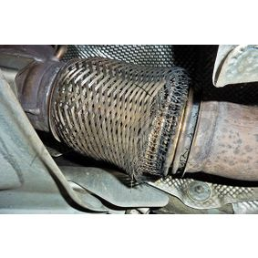 Flexrohr, Abgasanlage mit OEM-Nummer 18308508523