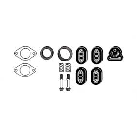 Nissan X Trail t30 2.2dCi 4x4 Montagesatz, Abgasanlage VEGAZ DA-125 (2.2 dCi 4x4 Diesel 2007 YD22DDTi)