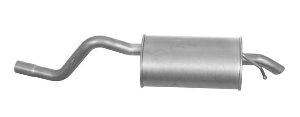 VEGAZ  RS-424IMA Endschalldämpfer Länge: 1001mm, Länge: 1001mm