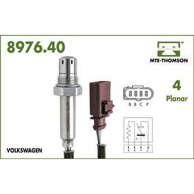 Lambdasonde Kabellänge: 470mm mit OEM-Nummer 06A 906 262 CL