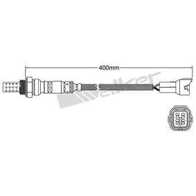 Lambdasonde Kabellänge: 400mm mit OEM-Nummer 1821383E01