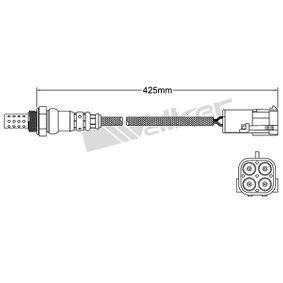 Lambdasonde Kabellänge: 450mm mit OEM-Nummer 2112-3850010-20