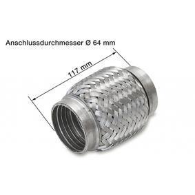 Flexrohr, Abgasanlage Innendurchmesser: 65mm mit OEM-Nummer 18308513960