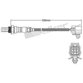 Lambdasonde mit OEM-Nummer L343-18-861A