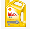 Buy cheap SHELL Mineral engine oil Helix, HX5, 15W-40, 4l online - EAN: 5011987236806