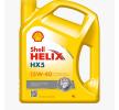 Ostaa edullisesti Moottoriöljyä SHELL Helix, HX5, 15W-40, 4l netistä - EAN: 5011987236806