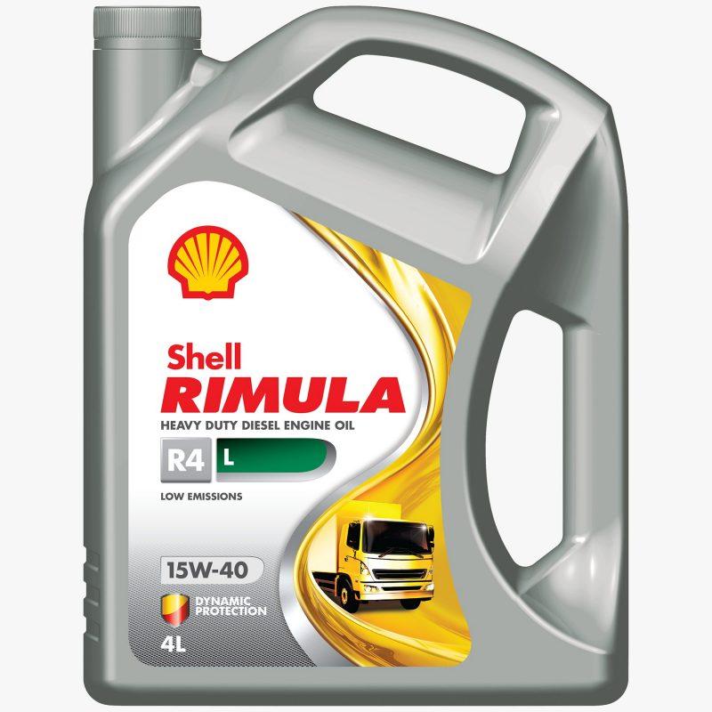 SHELL Rimula, R4L 550044892 Motoröl