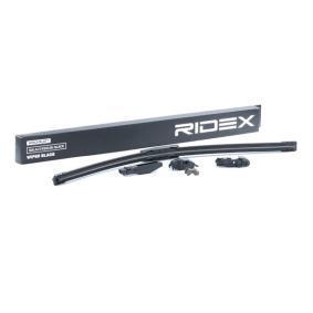 RIDEX Stergatoare parbriz fata, 550mm, Fără carcasă, Lama stergator lata